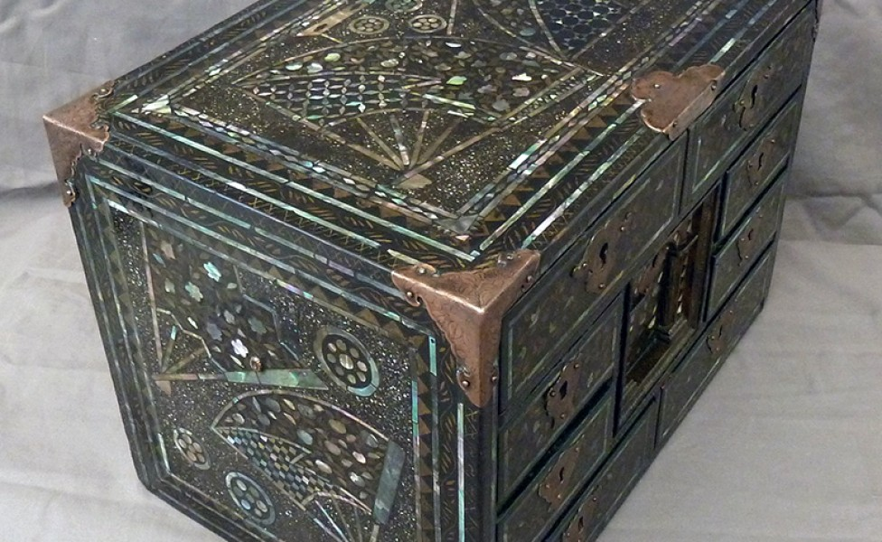 Cabinet nanban 5