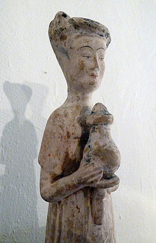 Statuette Tang