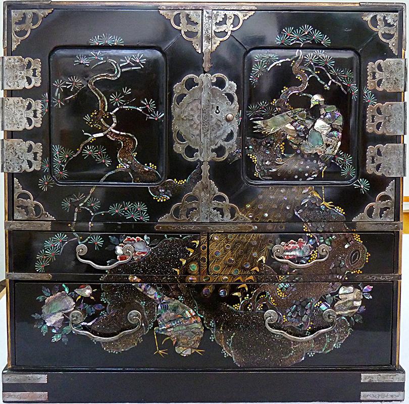 Coffre à bijoux – Japon XIXème siècle