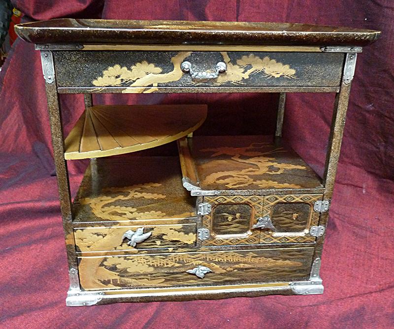 Shodana miniature – Petit cabinet japonais