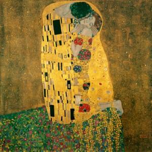 Le baiser - Gustav Klimt