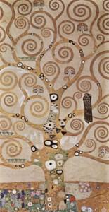 L'Arbre de Vie (détail) - Gustav Klimt