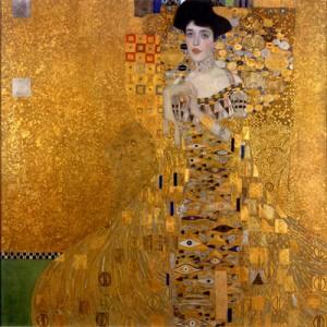 Portrait d'Adèle Bloch-Bauer - Gustav Klimt