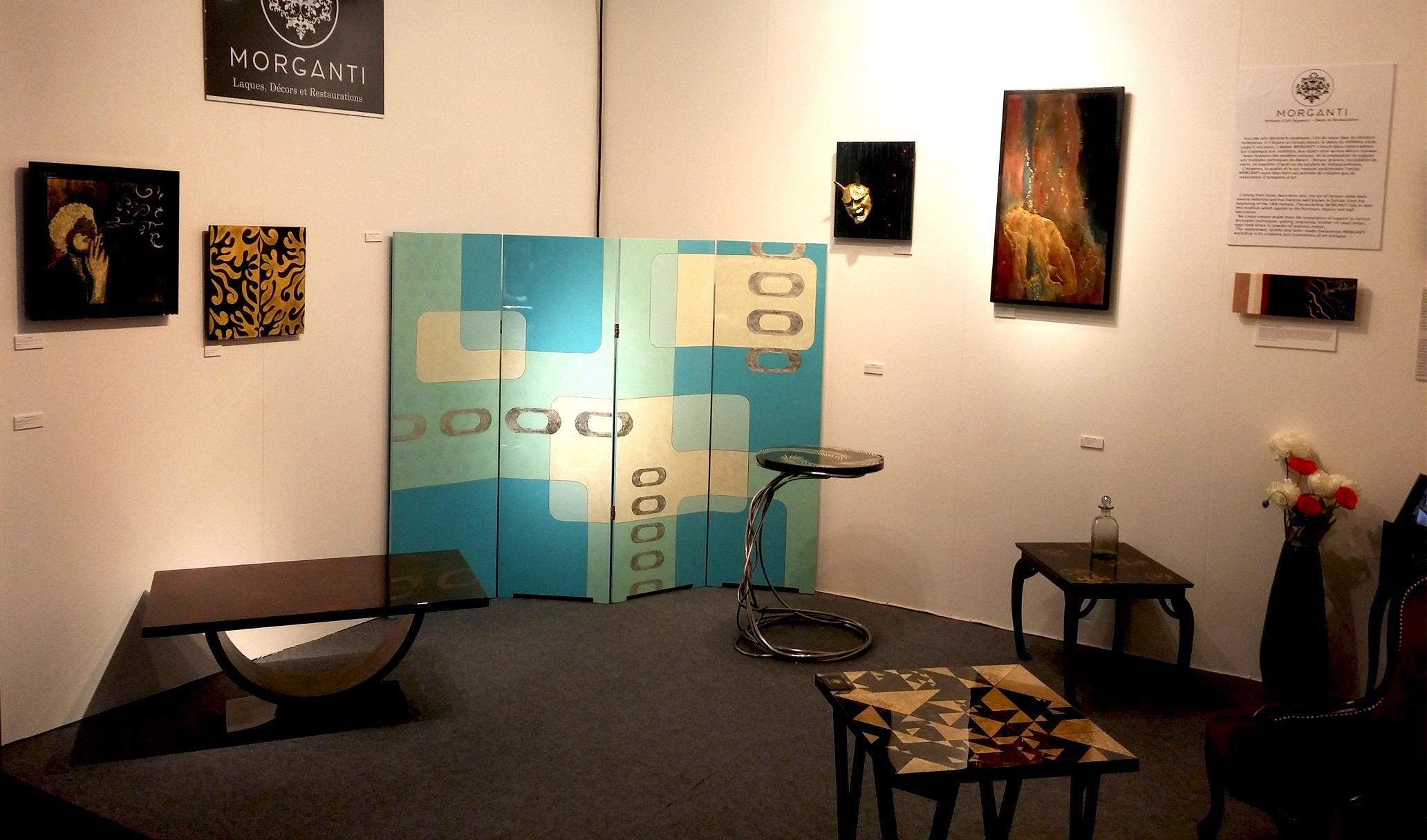 Une nouvelle année au Salon Art fair d'Antibes