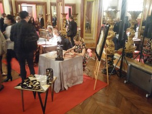 L'Atelier Morganti au Palais Sarde pour les JEMA 2016