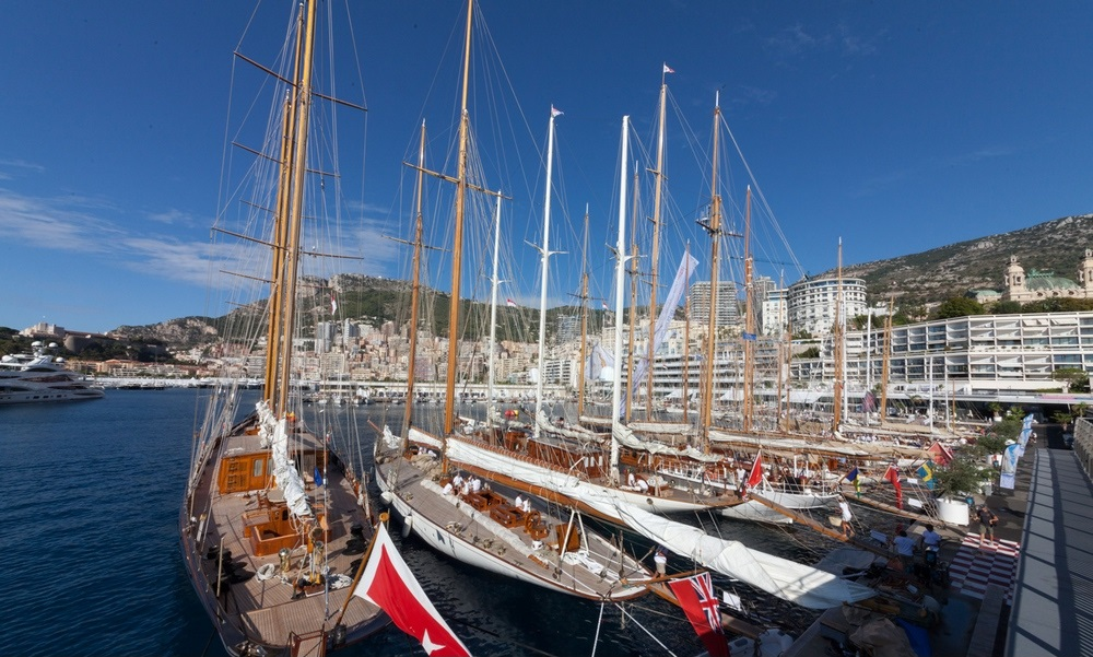 L'atelier Morganti expose à la Monaco Classic week