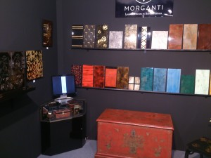 Stand Morganti - Salon des Antiquaires Antibes