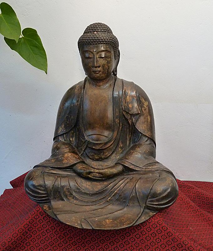 Bouddha – Japon XVème siècle